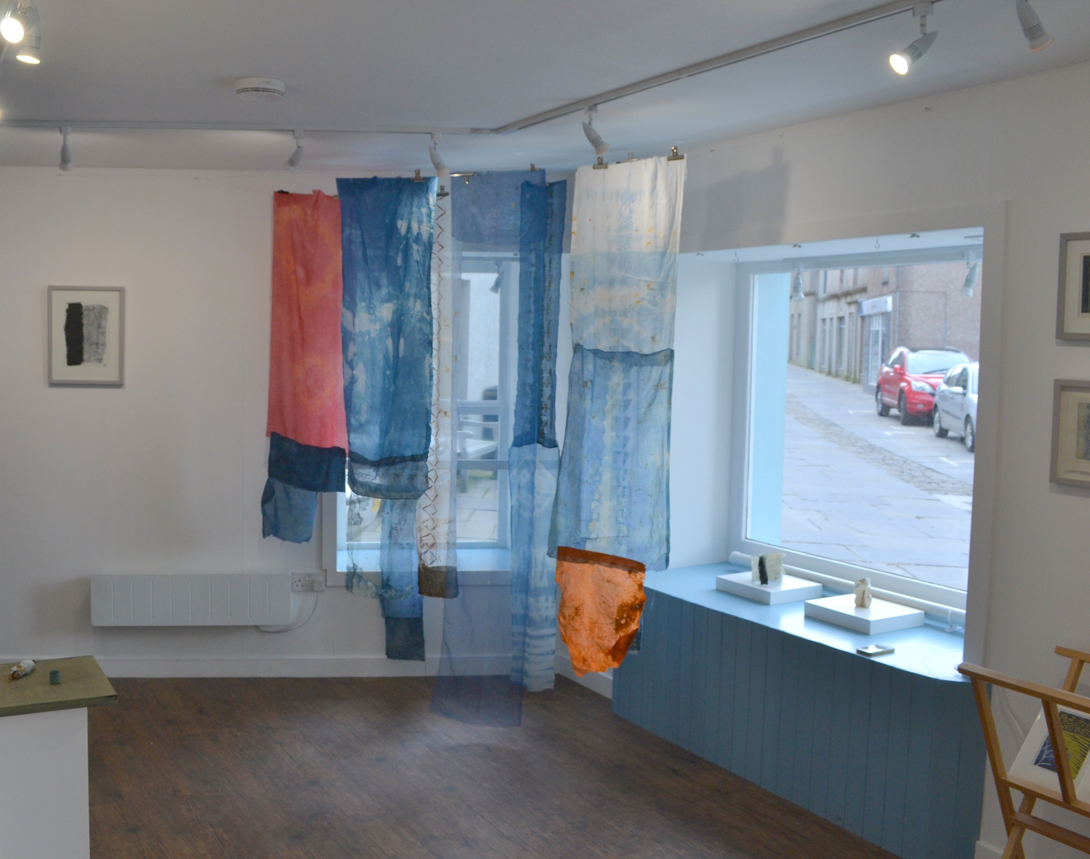 Barbara Rowell Artist – art projects, weaving, indigo dyeing